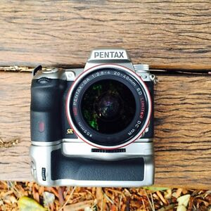 Pentax k3 silver edition Gwynneville Wollongong Area Preview
