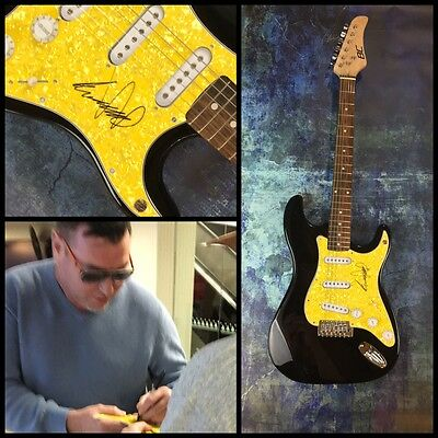 GFA Smash Mouth All Star * STEVE HARWELL * Signed Electric Guitar PROOF S1 COA