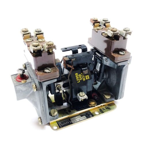 9050AO110DE Square D Pneumatic Timing Relay, 120V