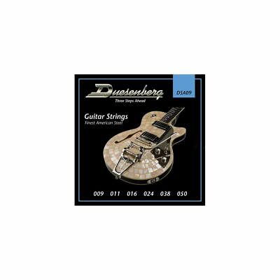 DUESENBERG DSA09 Juego de Cuerdas Para Guitarra Eléctrica, 009-050
