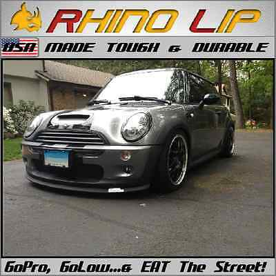 Mini Cooper S Clubman Front Valance Chin Lip Under Spoiler Splitter Trim Edge