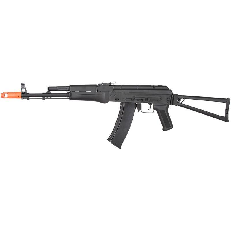 450 FPS FULL AUTO METAL AIRSOFT ELECTRIC AEG RIFLE GUN w/ 6mm BB BBs Size AK47