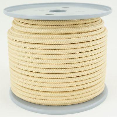 5mm PP 400daN Reepschnur 100m blau Seil Schot Leine Outdoor Tau blue cord rope