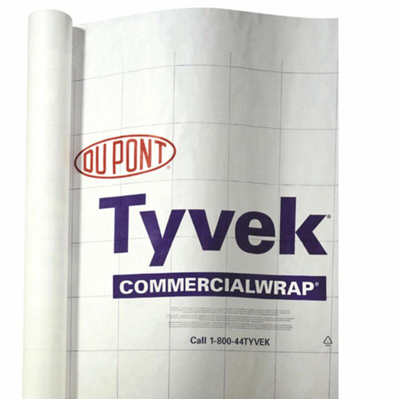 DuPont Tyvek Commercial Wrap 5ft. x 200ft.