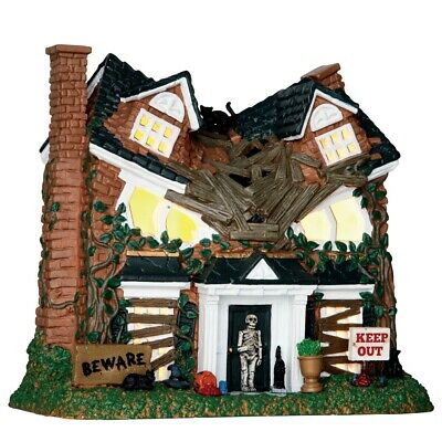 Halloween Town Monster (Lemax Spooky Town Monster On Maple Street #65076 NEW ~ Halloween Village)