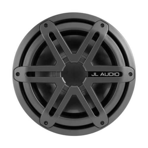 """JL Audio 10"""" Marine Subwoofer Titanium Sport Grille replaces MX10IB3-SG-TB"""