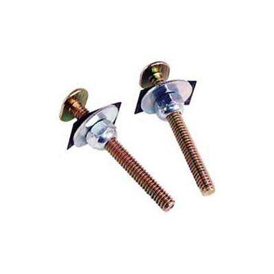 new 89055 brass closet toilet floor bolts
