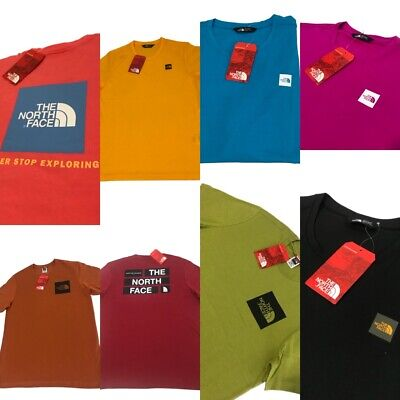 The North Face Mens T XS S M L XL XXL RRP £29.99 SUMMER LIMITED EDITION