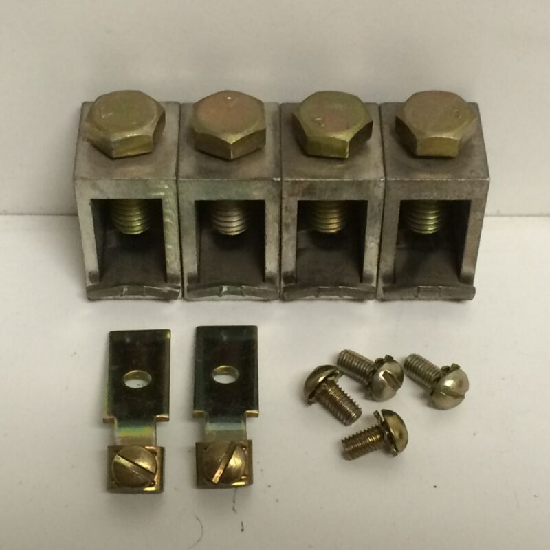 NEW TAKE OUT! JOSLYN CLARK 180A CONTACTOR 5DP4-20100 LUG SET 2399524-1