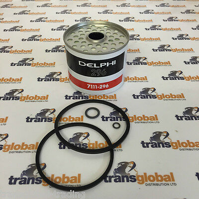Fuel Filter for Land Rover Series 2 3 Defender 19J Diesel OEM DELPHI RTC6079