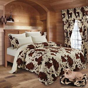 Cow Bedding Ebay