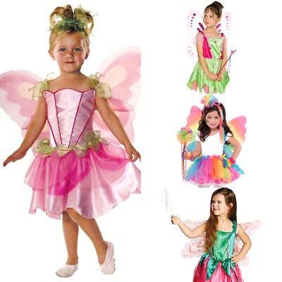 Fee  Mädchen Kinderkostüm  Karneval Fasching  ()