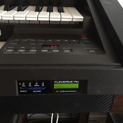 FlexiDrive Floppy Emulator for Yamaha Electone EL 90 EL 40 - Floppy to SD USB, usado segunda mano  Embacar hacia Mexico