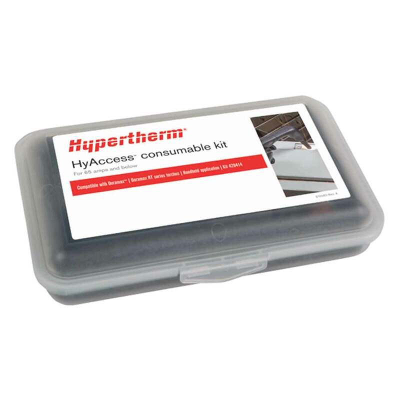 Hypertherm 428414 Consumable Kit Duramax HyAccess Cutting and Gouging