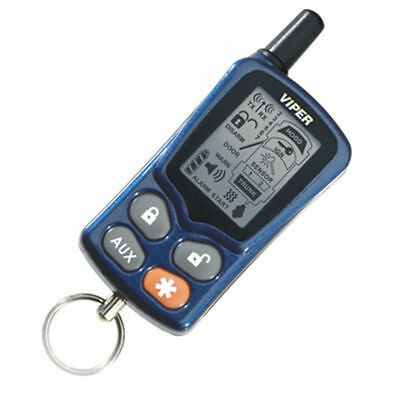 DEI Viper Replacment Remote Transmitter for Responder SST Car Alarms New 7701V
