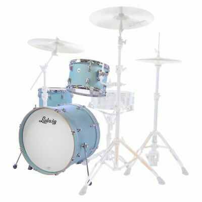 Ludwig NeuSonic Shell Set Skyline Blue