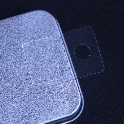 108 Self-Stick Clear Hang Tabs Tags Slatwall Hook Retail Package Hangers