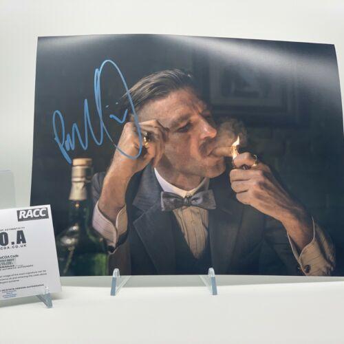 Paul Anderson Signed Large 11x14 Photo PEAKY BLINDERS AFTAL OnlineCOA