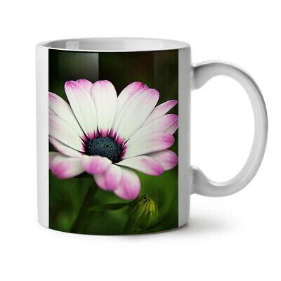 Pink Blossom NEW White Tea Coffee Mug 11 oz | Wellcoda ()