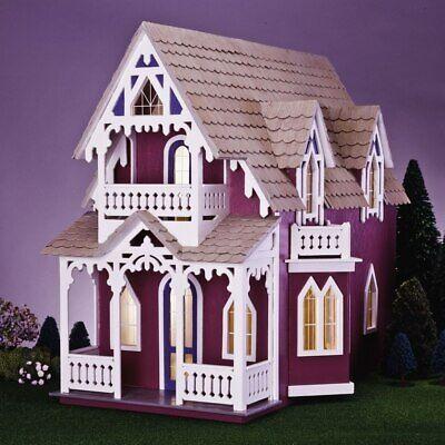 Vineyard Cottage Dollhouse Kit by Greenleaf Dollhouses