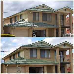 Roof driveway painting & cleaning ■ ■ ■ ■ ■ Granville Parramatta Area Preview