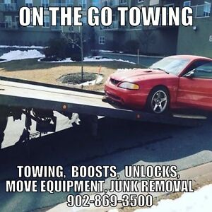 Towing Unlocks Boosts
