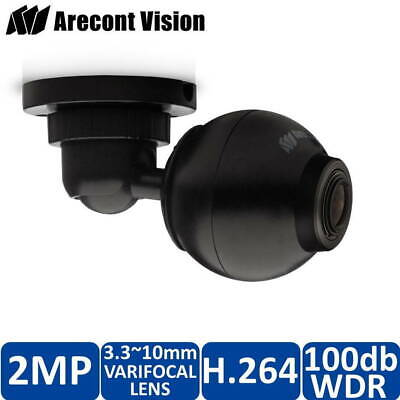Arecont Vision 2146dn-3310-w 1080p Megaball