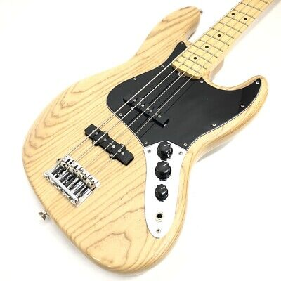 Fender American Professional Jazz Bass Maple Fingerboard Natural Japan EMS F/S