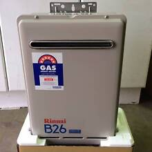 New Rinnai B26  - (LPG or NG) - 50ºC Cont. Flow Hot Water System Caringbah Sutherland Area Preview
