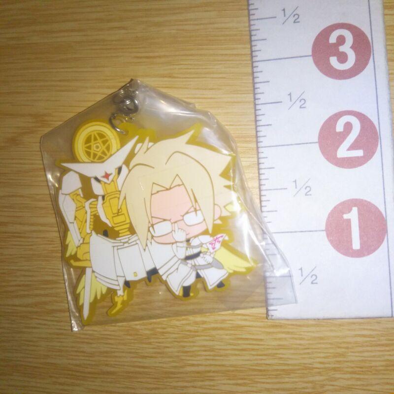 A64866 Shaman King / Anime / Rubber strap / Marco Lasso