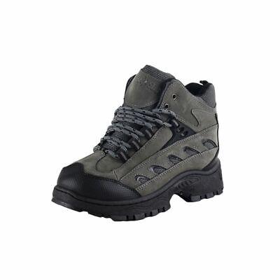 TREKK STAR Damen Trekkingschuhe, Berg, Wandern, Outdoor, Halbstiefel, Boots Grau Outdoor Damen Stiefel