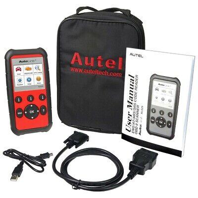 Autel AutoLink AL629 Engine Transmission Abs/srs OBDII Scanner