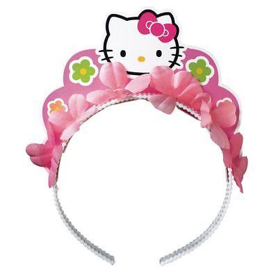 Hello Kitty Party Supplies Tiara 1 piece
