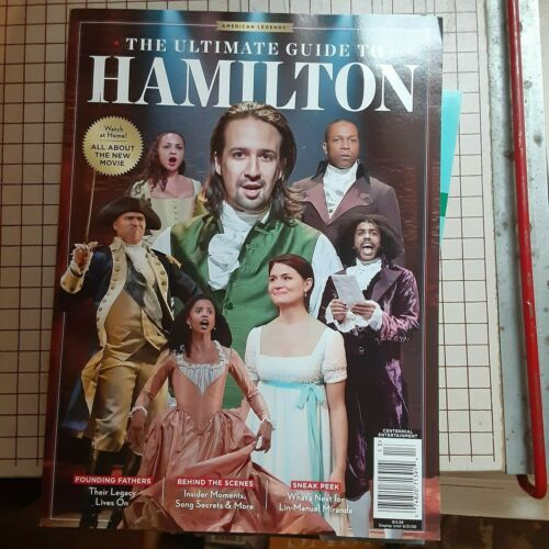 Centennial American Legends The Ultimate Guide To Hamilton