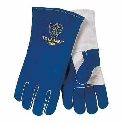 Tillman 1250 14 Premium Insulated Split Cowhide Welding Gloves Small
