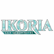 Ikoria: Lair of Behemoths Booster Box+Bundle Combo SEALED MTG PRESALE SHIPS 4/24