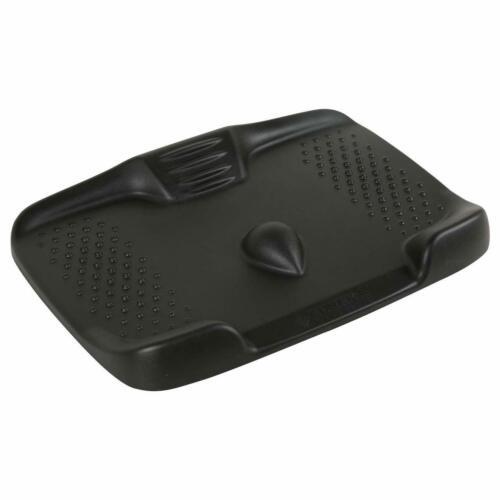 Eureka Ergonomic® Non-Flat Standing Desk Anti-Fatigue Black Mat