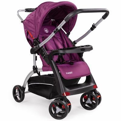 Froggy® Buggy Kinderwagen Sportwagen Shopper Jogger Kinderbuggy Kinder Wagen