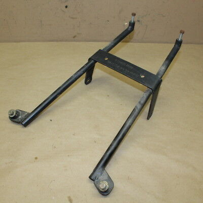 BMW 1995 R1100RS OEM Rear Back Tail Light Mount Luggage Rack Support -