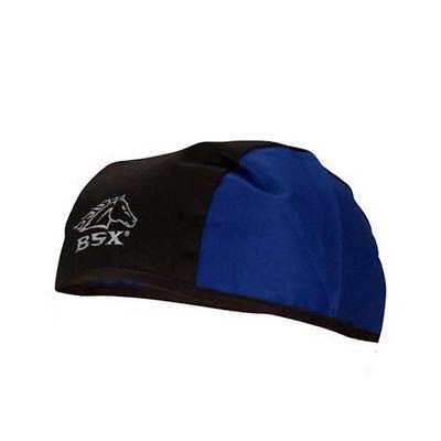 Black Stallion Bsx Bc5b-blu Blackblue Cotton Welding Beanie Cap