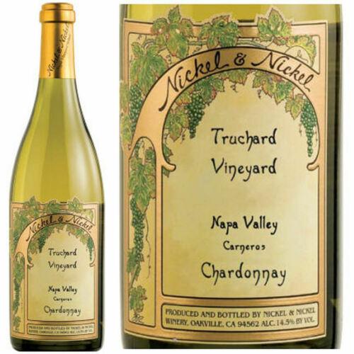 Nickel and Nickel Truchard Chardonnay 2019 ***2 Bottles***
