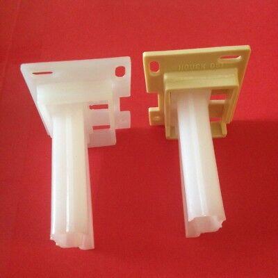 Houck 051, STK251 Drawer Slide, Drawer Guide Rear Mounting Bracket, Boot, Socket ()