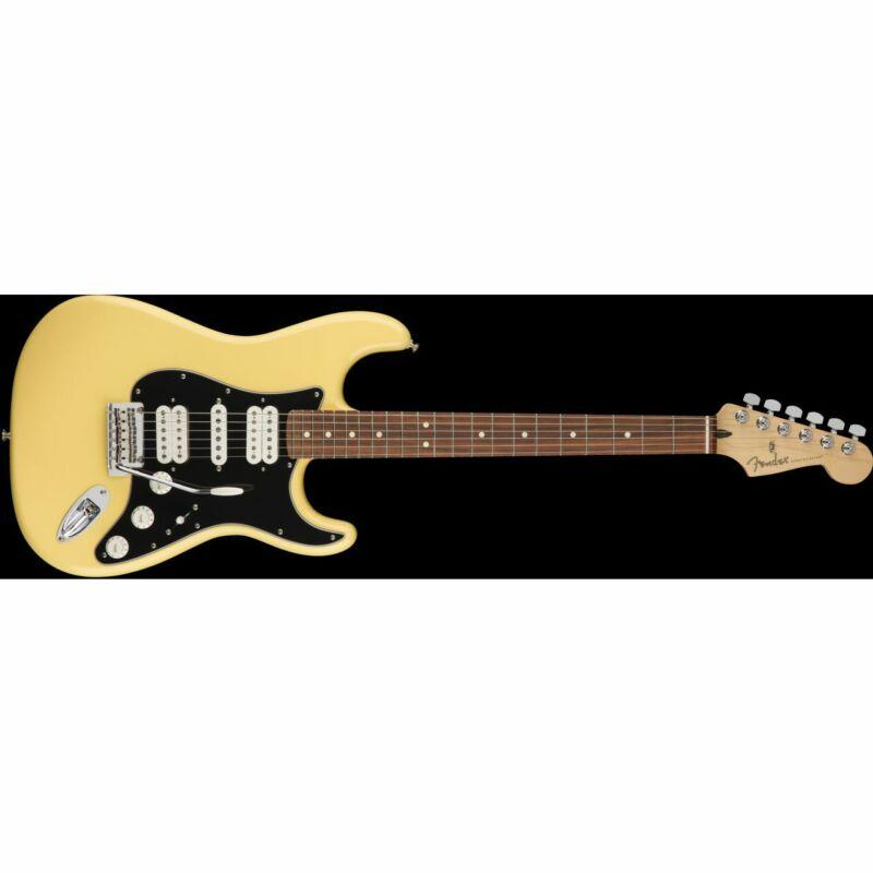 Fender Player Stratocaster Hsh , Pau Ferro Fingerboard, Buttercream