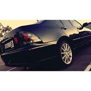 2002 Lexus IS200 Sedan Berkeley Vale Wyong Area Preview