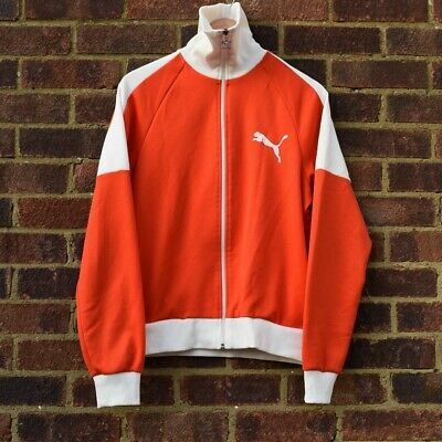 PUMA Edition Outdoor Windbreaker Jacket Red