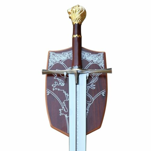 Chronicles Of Narnia Prince Sword Replica [Silver]