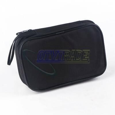 Double Layer Zipper Carrying Case Fluke 51-ii 53-ii 52-2 54-2 705 707 9040 9062