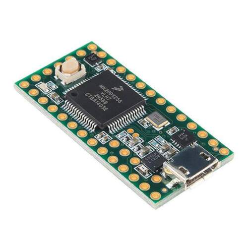 PJRC Teensy 3.2 Microcontroller Development Board US