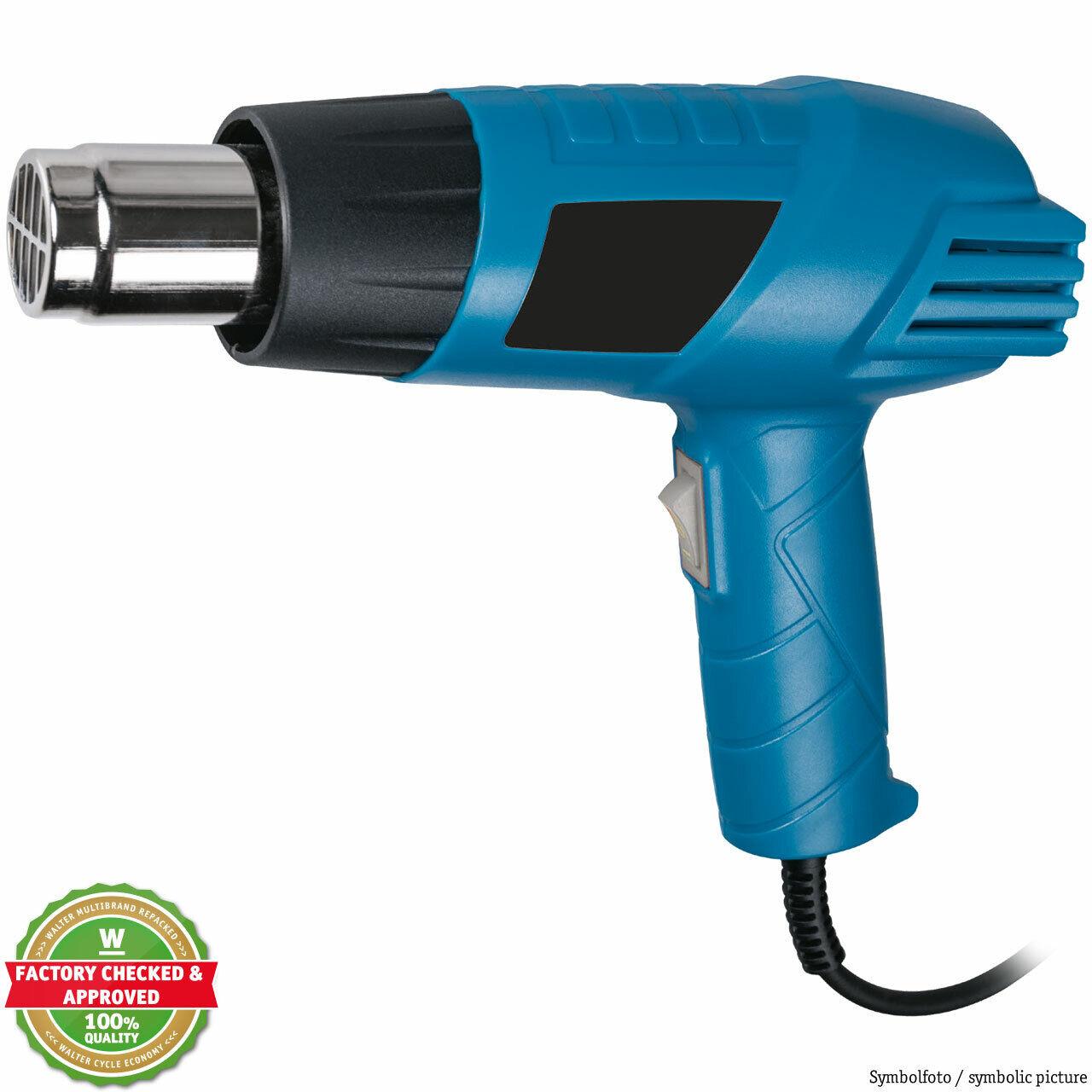 Heißluft-Pistole 2000 W