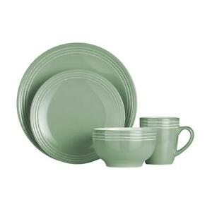 Dinner plate sets ebay for Plain white plates ikea